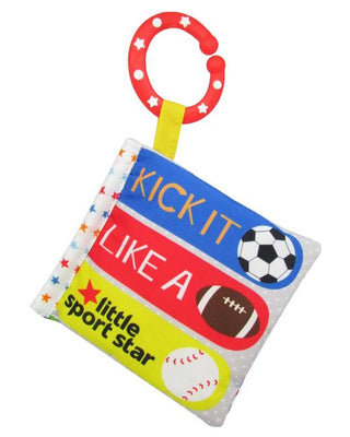 LITTLE SPORT STAR - SOFT BOOK