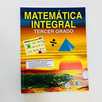 Matemática Integral - 1ro, 2do, 3ro