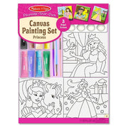 canvas creations painting set - princess
