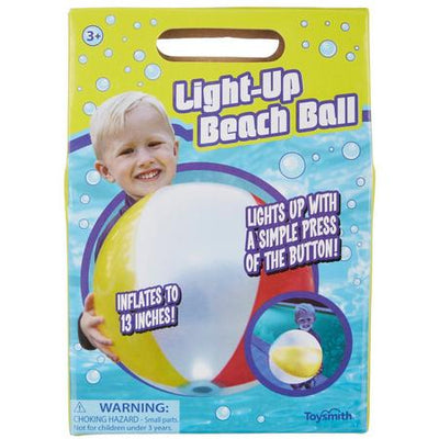Light-UP Beach Ball