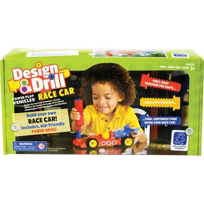 Design & Drill Power Play - Race Car