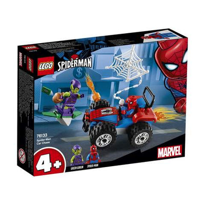 Lego- Spider-Man Car Chase