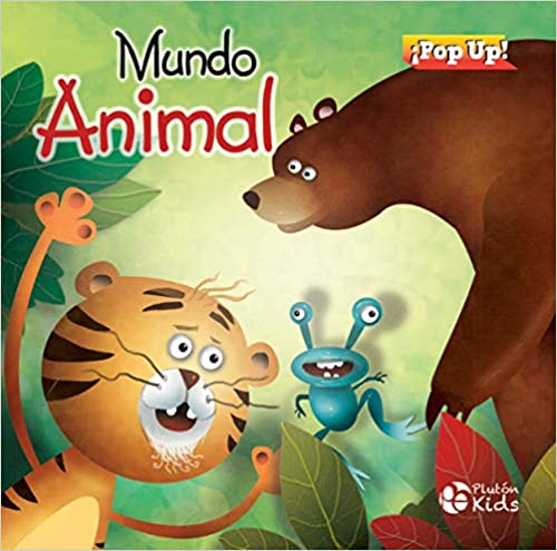 Mundo animal ¡Pop Up!