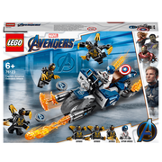 Avengers - Captain America: Outriders Attack