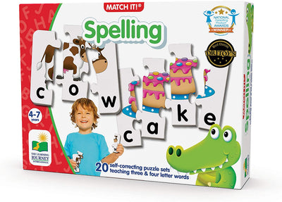 Match It! - Spelling
