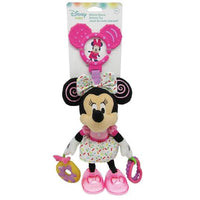 DISNEY BABY - MINNIE MOUSE ON-THE-GO ACTIVITY TOY