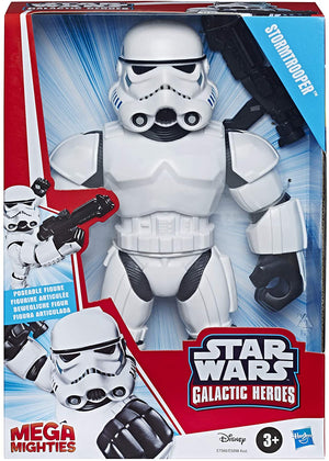 Star Wars Galactic Heroes Mega Mighties Stormtrooper