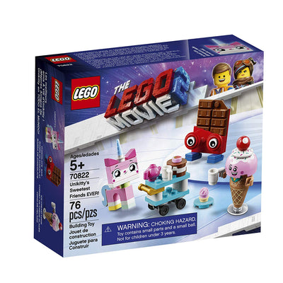 Unikitty's Sweetest Friends Ever-Lego Movie 2