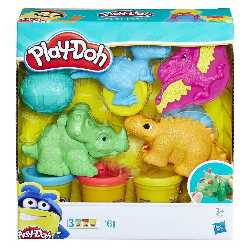 Dino Tools-Play Doh