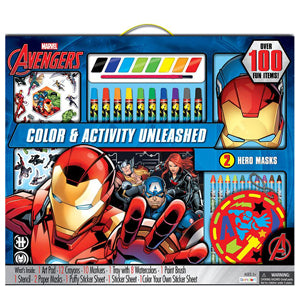 Avenger - Art Set (100PCS)