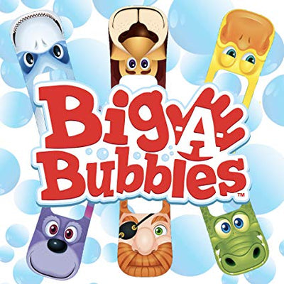 Big -A- Bubbles