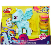Rainbow Dash ~ Play-Doh