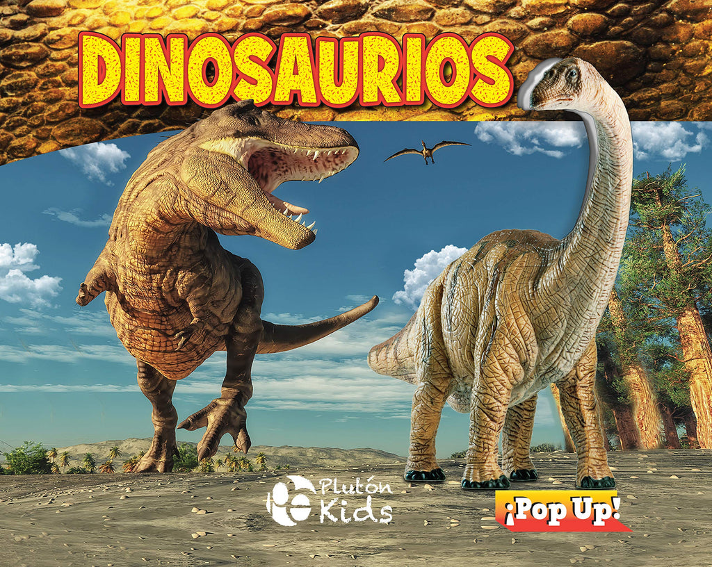 Dinosaurios ¡Pop Up!