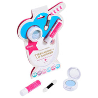 Baby Blue Sparkles - Klee Girls Eyeshadow and Lip Shimmer Set