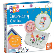 MYO Embroidery Crafts