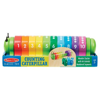 counting caterpillar