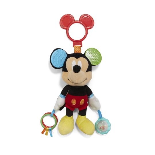 Disney Baby - Mickey Mouse On-The-Go Activity Toy