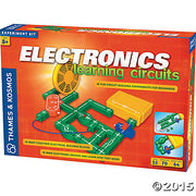 Electronics Learning Circuits - NERD'S BOX TOYS