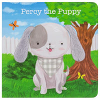 Board Books - Percy The Puppy
