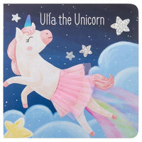 Board Books - Ulla The Unicorn