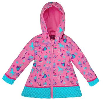 Raincoats (All Over Print) - PRINCESS