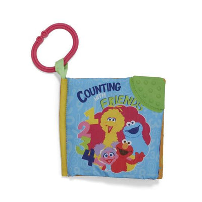 Sesame Street - Counting with Friends Soft Book