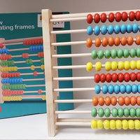 Abacus - 10 Row Calculating Frame