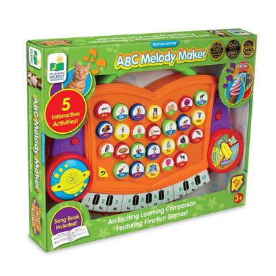 ABC Melody Maker (Primary Color Version)