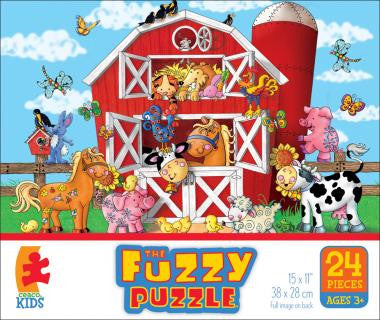 The Fuzzy Puzzle
