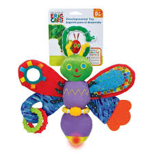 The Very Hungry Caterpillar Developmental Firefly (The World of Eric Carle)