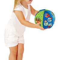 2-in-1 Talking Ball Learning Toy - NERD'S BOX TOYS