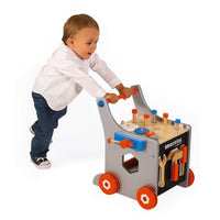 Brico'Kids -  Magnetic DIY TROLLEY