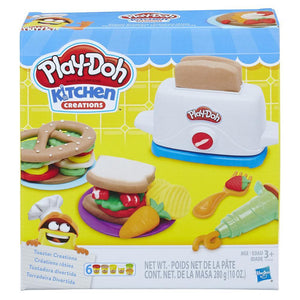 Toaster Creations - Play Doh