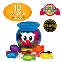 Learn With Me - Color Fun Fish Bowl