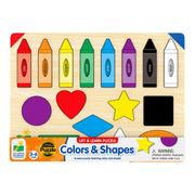 Lift & Learn Colors & Shapes