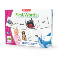 Match It! First Words