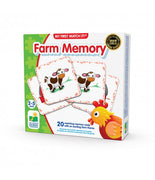 My First Memory Game - Farm