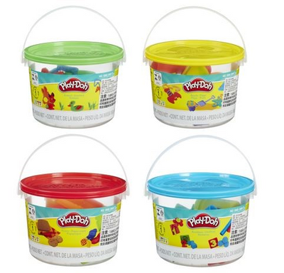 Play Doh Mini Bucket Asst.