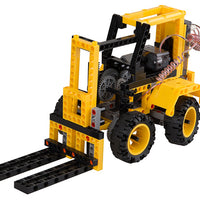 Remote-Control Machines: Construction Vehicles