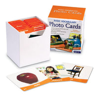 Basic Vocabulary Photo Card Set