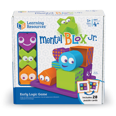 Mental Blox - Jr. Early Logic Game
