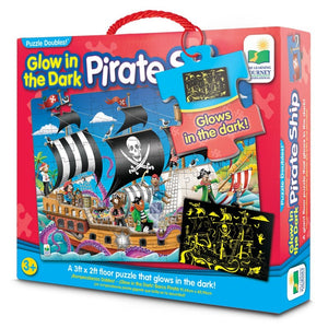 Glow in the Dark - Pirate Ship