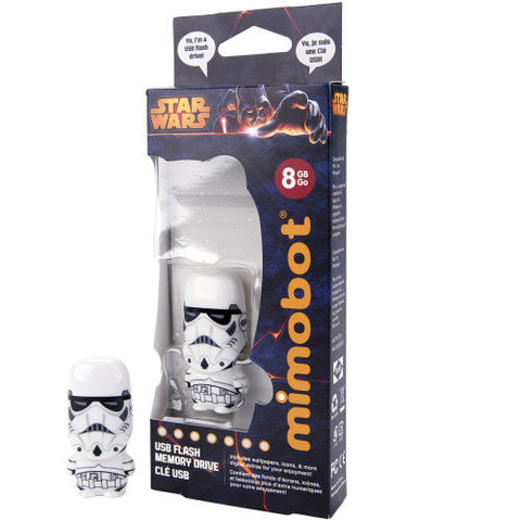 Stormtrooper Unmasked Mimobot