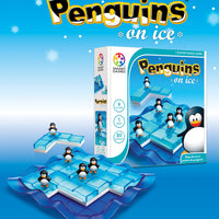 Penguins on ice - NERD'S BOX TOYS