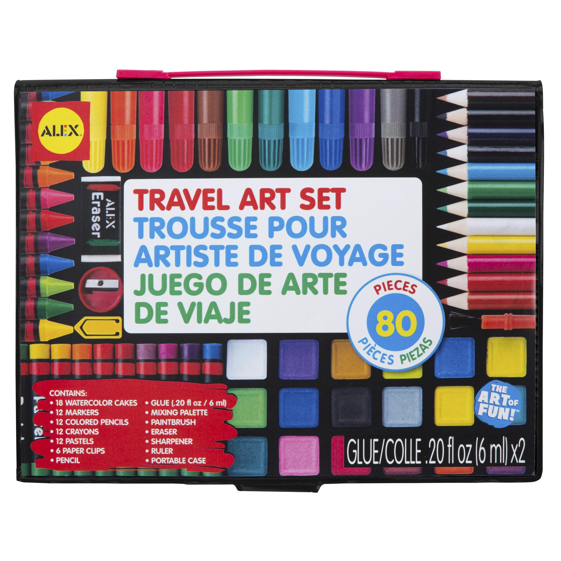 Travel Art Set