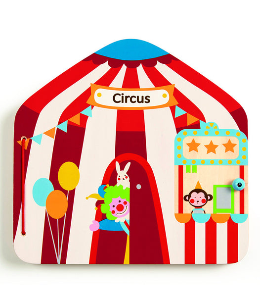 big top circus magnetic