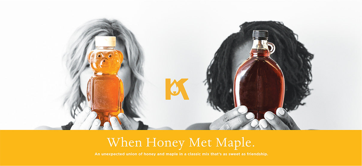 When Honey Met Maple