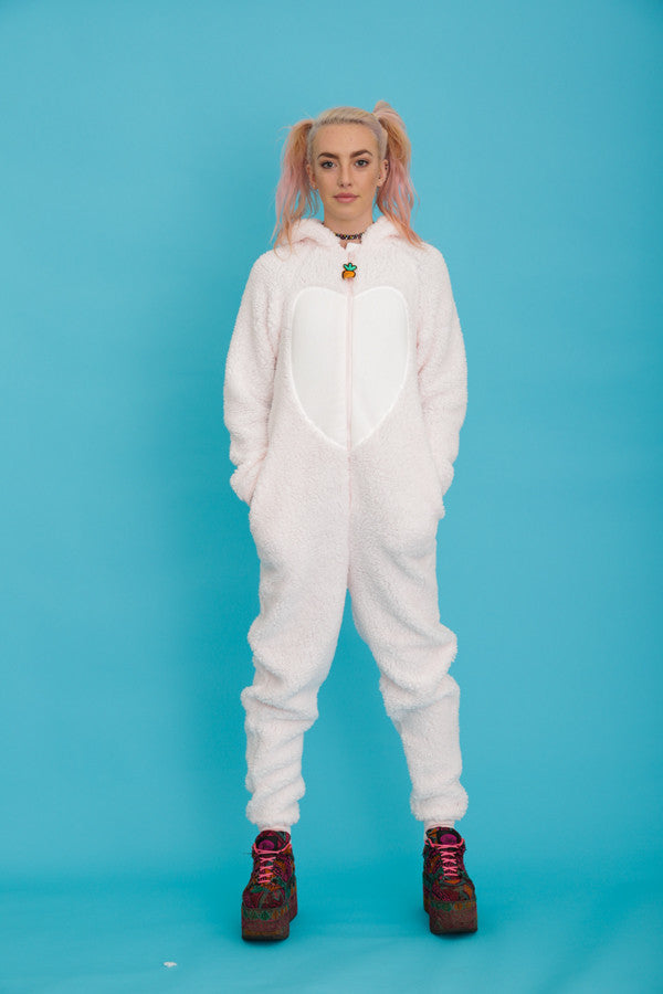 Bella the Pink Bunny Rabbit Onesie | Primark AW15