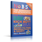 No BS Time Management For Entrepreneurs Book