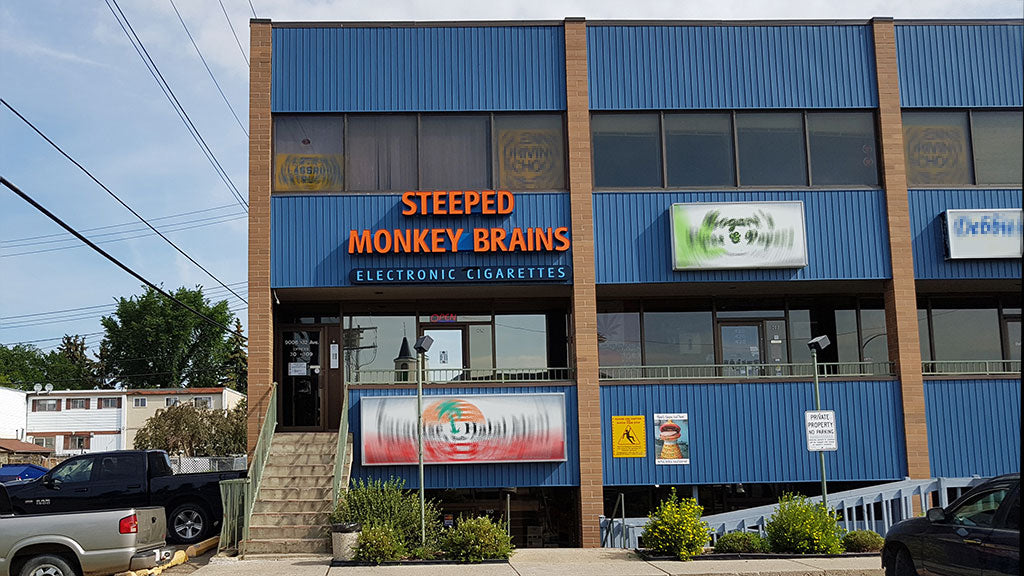Steeped Monkey Brains Retail Edmonton, AB, Canada